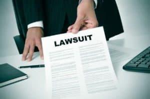 Truck accident lawsuit paperwork