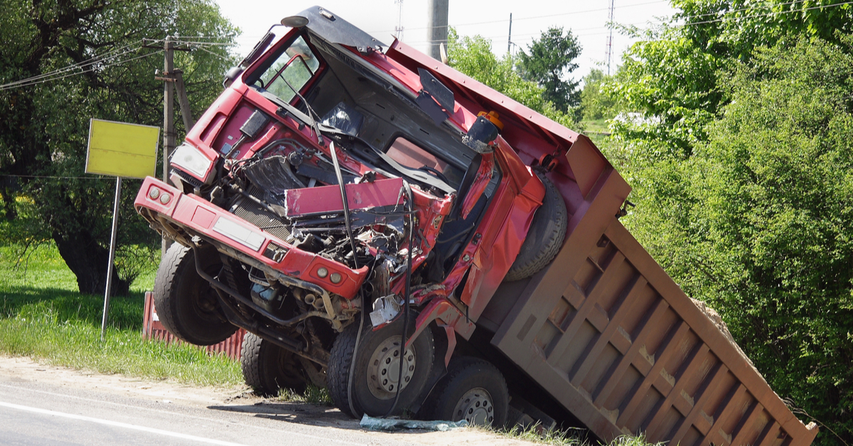 Indiana Dump Truck Accident Lawyer Craig Kelley And Faultless Llc